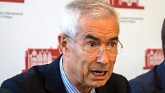Dimite el portavoz del Grupo Covid de Madrid dos días después de su nombramiento