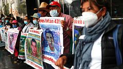 El Gobierno mexicano se compromete a detener a los culpables de la desaparición de los 43 estudiantes de Ayotzinapa