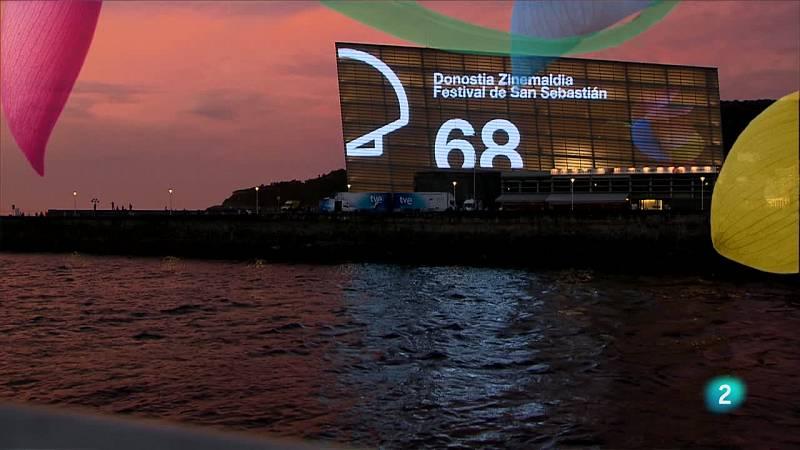 Festival de cine de San Sebastián 2020 - Gala de clausura - ver ahora