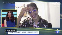 Ana Guerra nos habla de sus vecinos en La Pr1mera Pregunta