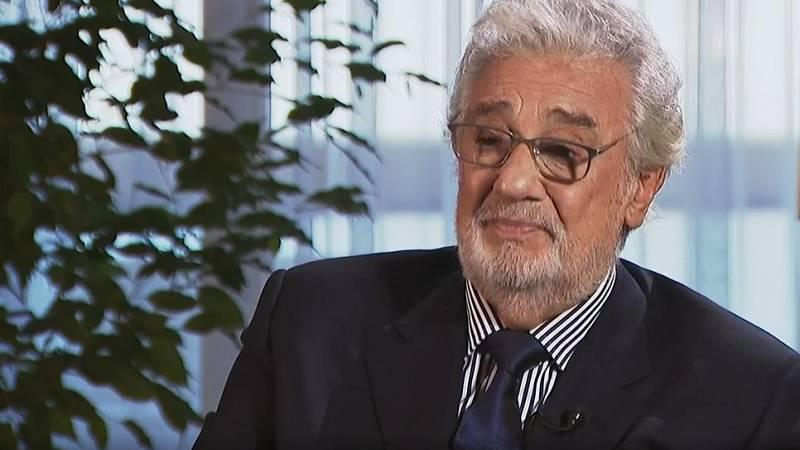"""Plácido Domingo afirma que sus disculpas se sacaron de contexto: """"Nunca he abusado de nadie"""""""