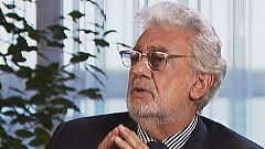 """Plácido Domingo, en ' La pr1mera pregunta': """"Creo que me equivoqué al guardar silencio, ese silencio me ha costado caro"""""""