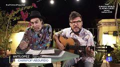 La canción de Antílopez #1 - La Pr1mera Pregunta