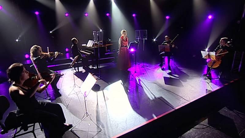 Los conciertos de La 2 - Paloma Chisbert Sexteto voz+cuerdas+piano - ver ahora