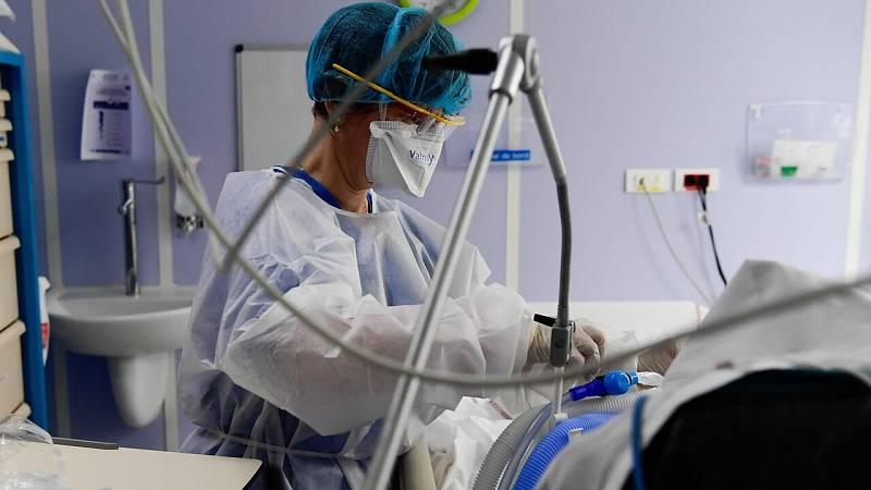 ¿Cuál es la situación de los hospitales según los sanitarios?