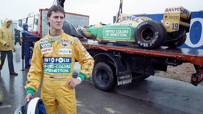Michael Schumacher, el káiser de la F1