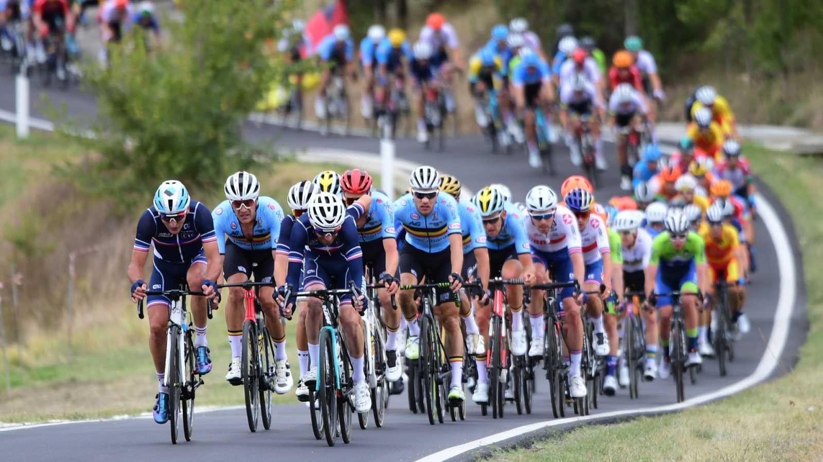 Ciclismo - Campeonato del Mundo en Ruta. Prueba élite masculina (3) - ver ahora