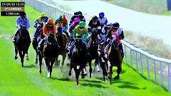 Hípica - Circuito nacional de carreras de caballos desde el Hipódromo de La Zarzuela (Madrid)