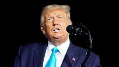 Trump tilda de 'fake news' la investigación que le acusa de impago reiterado de impuestos