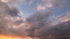 Cielos poco nubosos y temperaturas nocturnas por debajo de lo normal