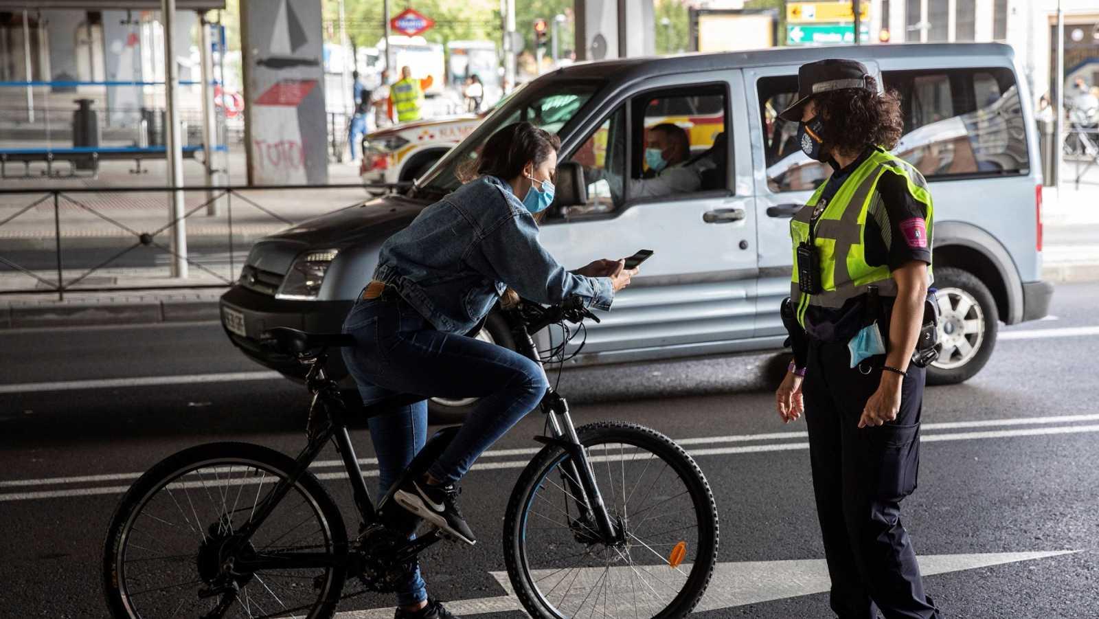 Más de un millón de madrileños sufren restricciones