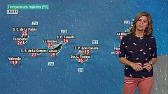 El tiempo en Canarias - 28/09/2020