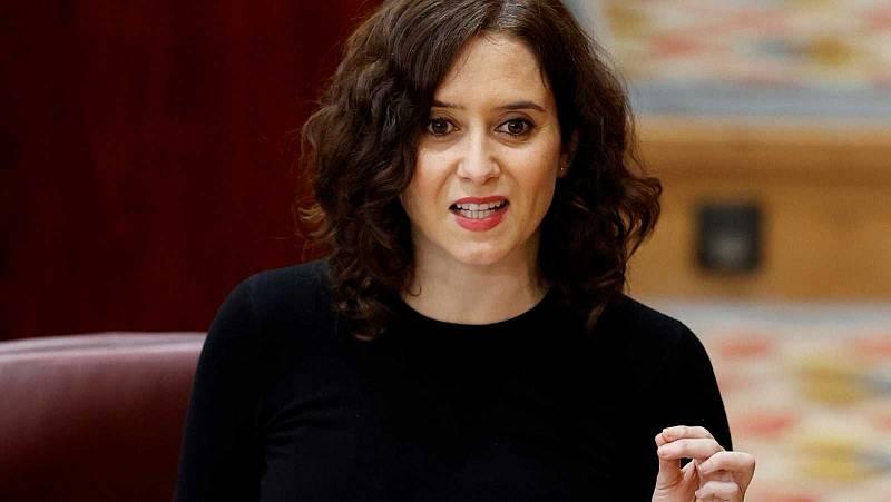 Madrid mantiene el pulso al Gobierno central y asegura que no hay motivos para la intervención