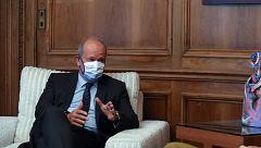 """El Gobierno admite que se impidió que Felipe VI viajase a Barcelona por razones de """"convivencia"""""""