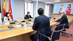 Ruiz Escudero no contempla que el Gobierno intervenga la Comunidad de Madrid