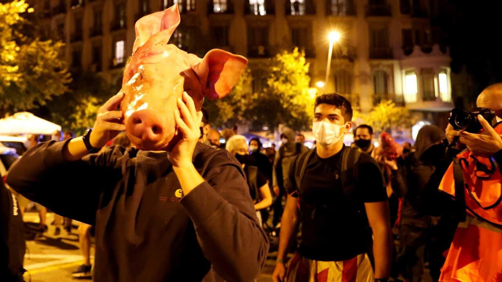 Los CDR y las entidades independentistas convocan manifestaciones en varios puntos de Cataluña