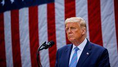 Trump asegura haber pagado millones de dólares al fisco sin aportar pruebas tras el escándalo