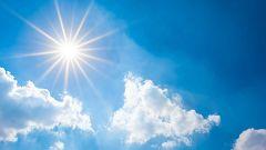 Ascenso de las temperaturas en el interior peninsular y Mallorca