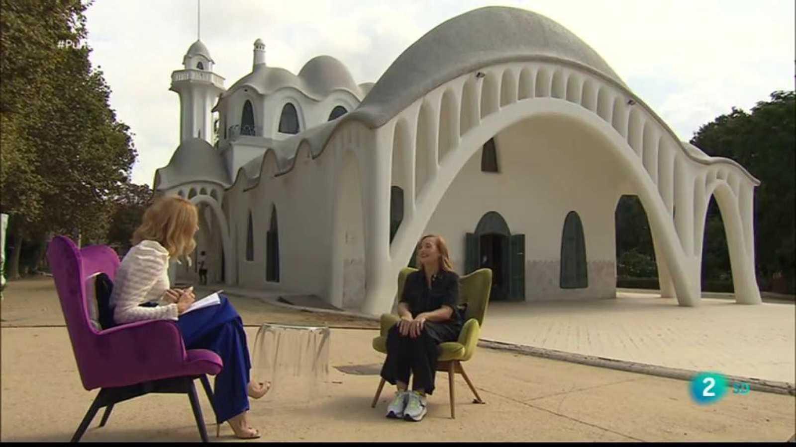 Punts de vista - Entrevista María Rovira