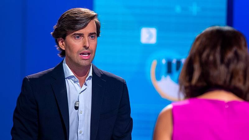 """Montesinos (PP), sobre la Operación Kitchen: """"Rajoy no está investivgado, ni ha sido citado"""""""