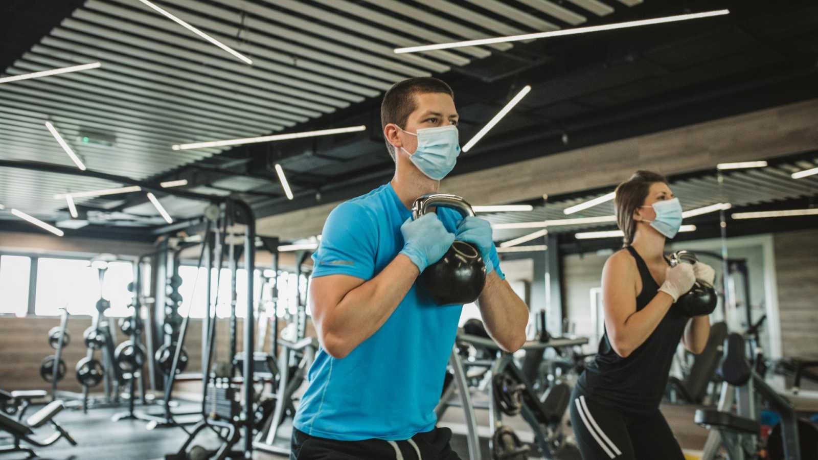 ¿Debemos usar mascarilla cuando hacemos deporte?