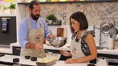 Cocina al punto con Peña y Tamara - Langosta