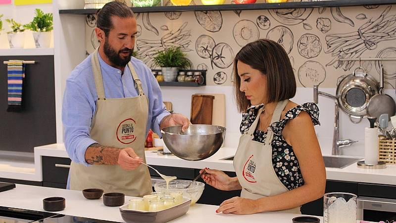 Cocina al punto con Peña y Tamara - Langosta - ver ahora