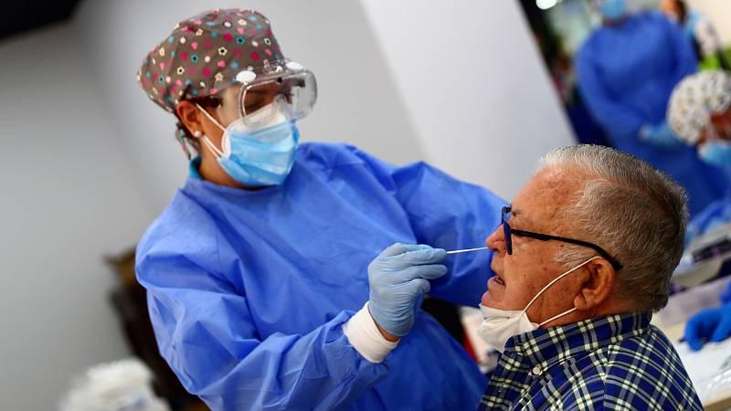 Comienzan en Madrid los cribados masivos con los nuevos test de antígenos