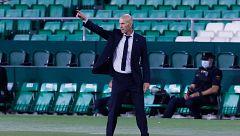 """Zidane: """"Somos ya muchos, ¿para  qué vamos a meter a más gente?"""""""