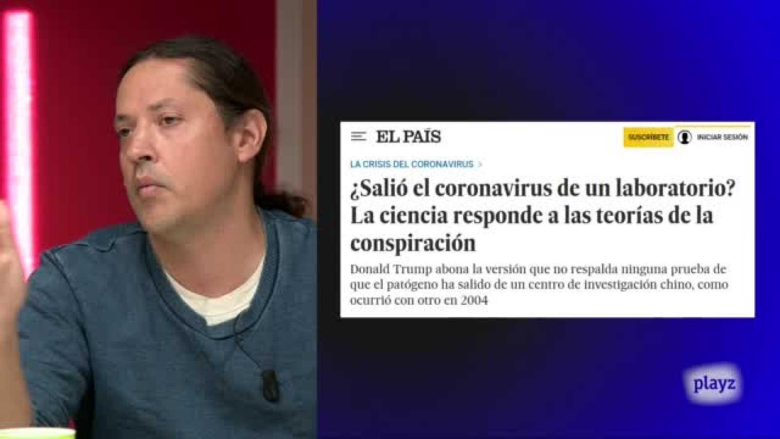 """Gonzalo, periodista: """"Un estado paternalista es un estado totalitario"""""""