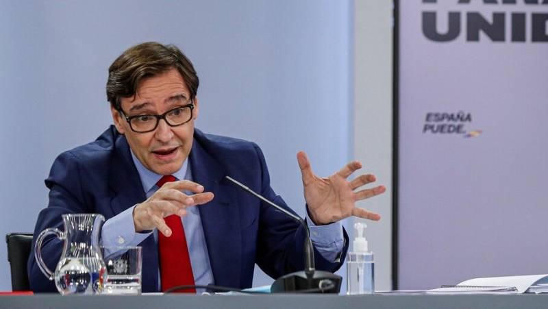 Sanidad y Madrid proponen aplicar las mismas medidas en los municipios de más de 100.000 habitantes