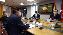 """Salvador Illa: """"La Comunidad de Madrid ha aceptado las recomendaciones del Gobierno"""""""