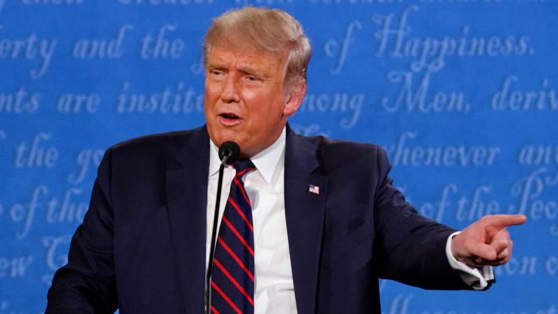 """Trump acusa al hijo de Biden de """"ganar millones de dólares en China"""""""