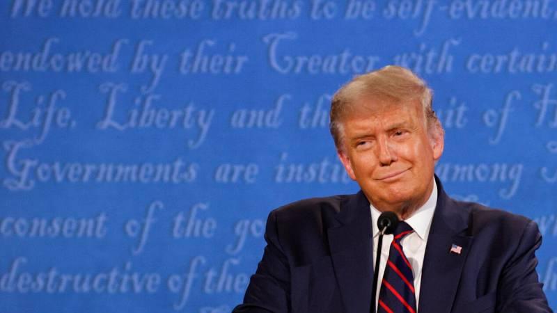 """Trump pide el voto: """"Ningún presidente ha hecho tanto como yo, hemos hecho un gran trabajo"""""""