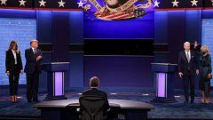 Especial informativo - Debate Presidencial EE.UU.