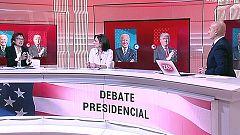 Especial informativo - Post-debate Presidencial EE.UU.