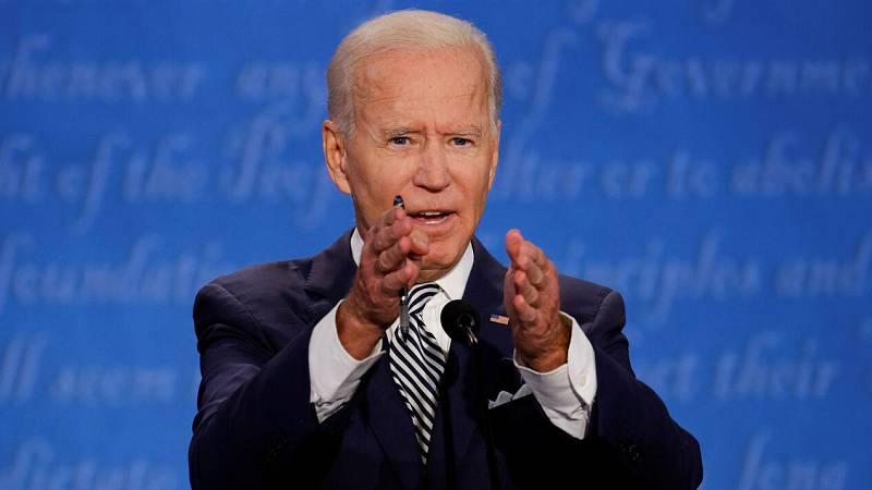 """Joe Biden pide el voto: """"Con Trump somos más pobres, más divididos y más violentos"""""""