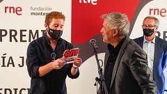 Especiales RNE - Ceremonia de entrega del XII Premio de Poesía Joven RNE y Fundación Montemadrid