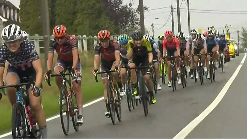 Ciclismo - Flecha Valona. Carrera Femenina. Desde Huy (Bélgica) - ver ahora