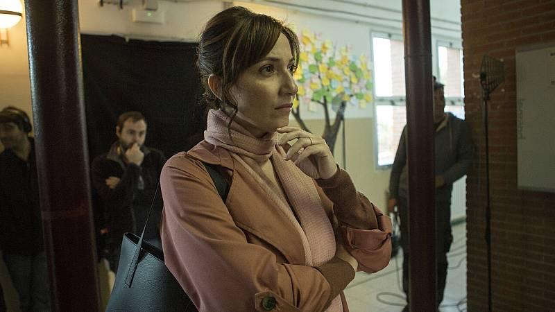 Descubre qué inspiró Cristina Rodríguez para vertir a la directora del Anne Frank