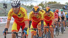 Así vivió la selección española el Mundial de Ciclismo de Imola