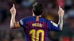 Messi pide perdón y llama a la unidad del barcelonismo