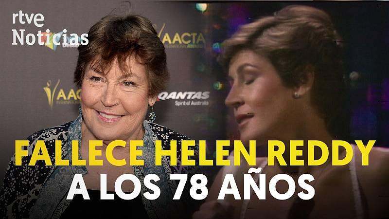 Fallece la cantante Helen Reddy a los 78 años