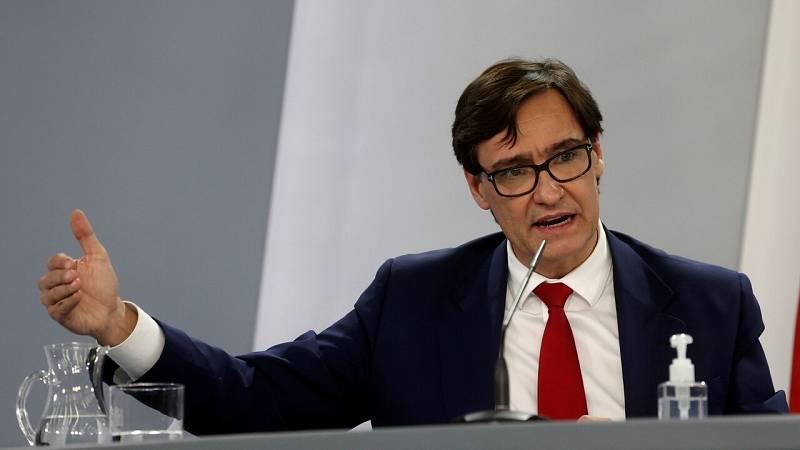 """Sanidad aprueba las nuevas restricciones """"con una amplia mayoría"""""""