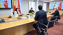 """Illa rechaza explicar el porqué del desacuerdo con Madrid y llama a actuar """"con determinación"""" para controlar la pandemia"""