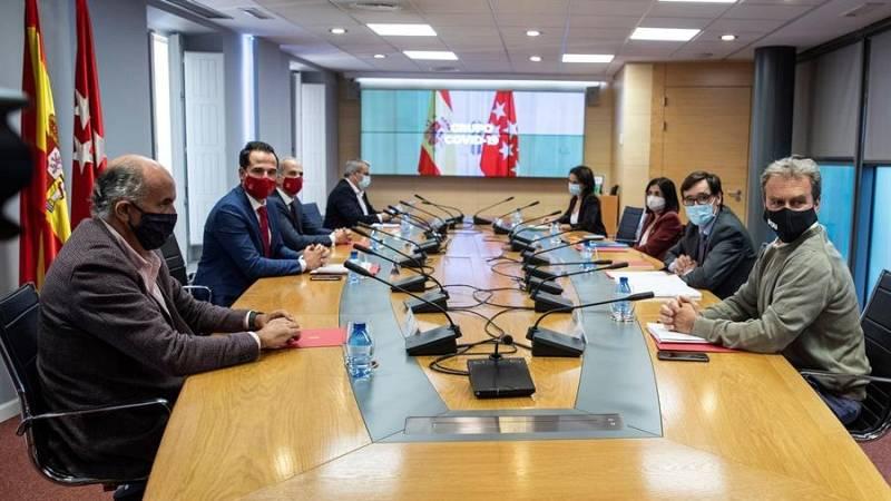 """Escudero firma que el Gobierno madrileño propuso una reunión técnica para """"enriquecer esas medidas"""""""