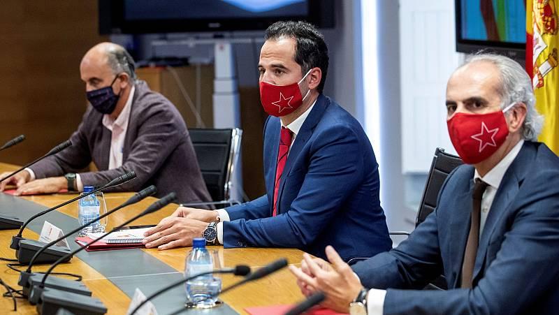 """Madrid se rebela contra las restricciones de Sanidad: """"Jurídicamente, no es válido"""""""