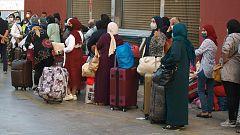 Marruecos permite la repatriación de ciudadanos atrapados en Ceuta y Melilla desde el inicio de la pandemia