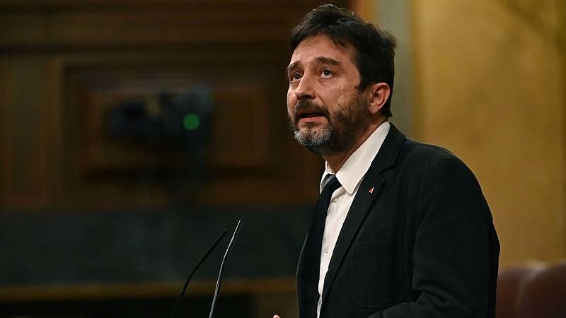 """Mayoral (Podemos) cree que el rey no actuó con """"neutralidad"""" en la polémica con el CGPJ"""