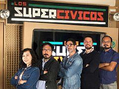 Para Todos La 2-Los Supercívicos mexicanos. Emprendedores sociales